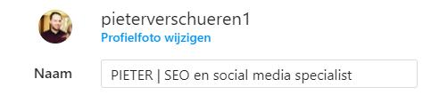 Pieter Verschueren, SEO en social media specialist.